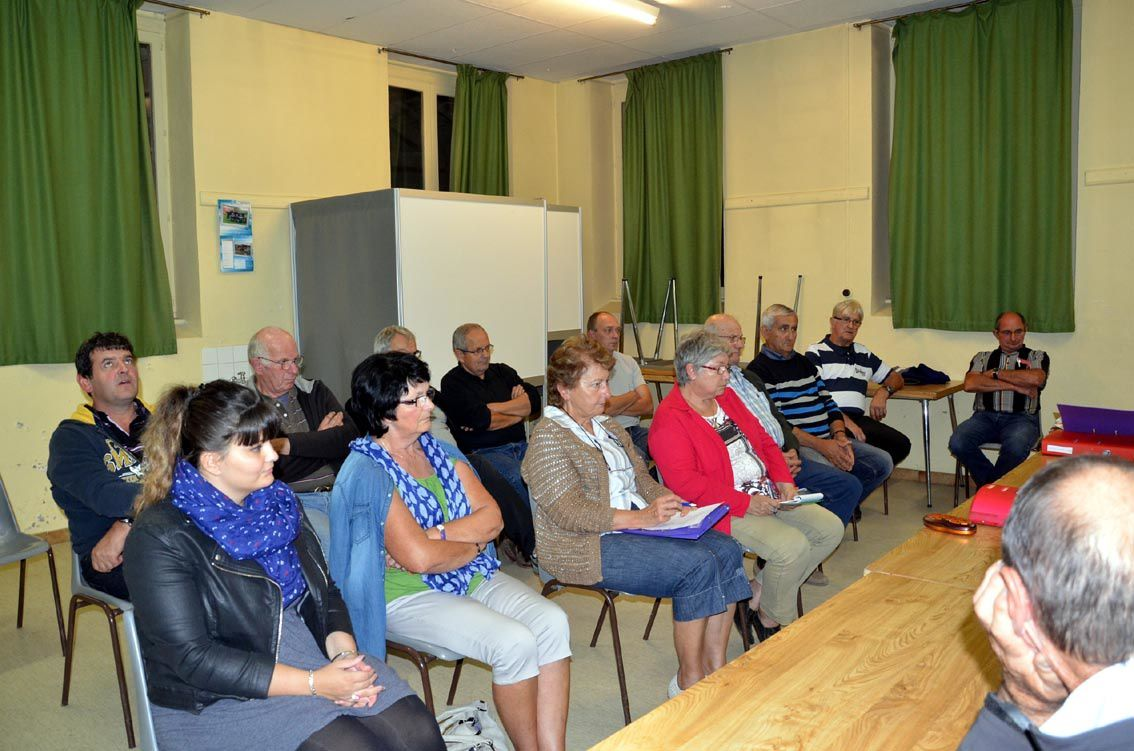 35 volontaires pour animer la commune