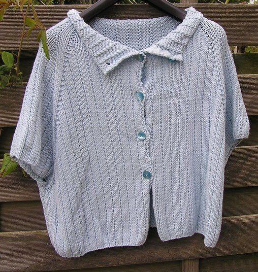 Mon tricot boulet #3: le gilet Lucia, mission accomplie!
