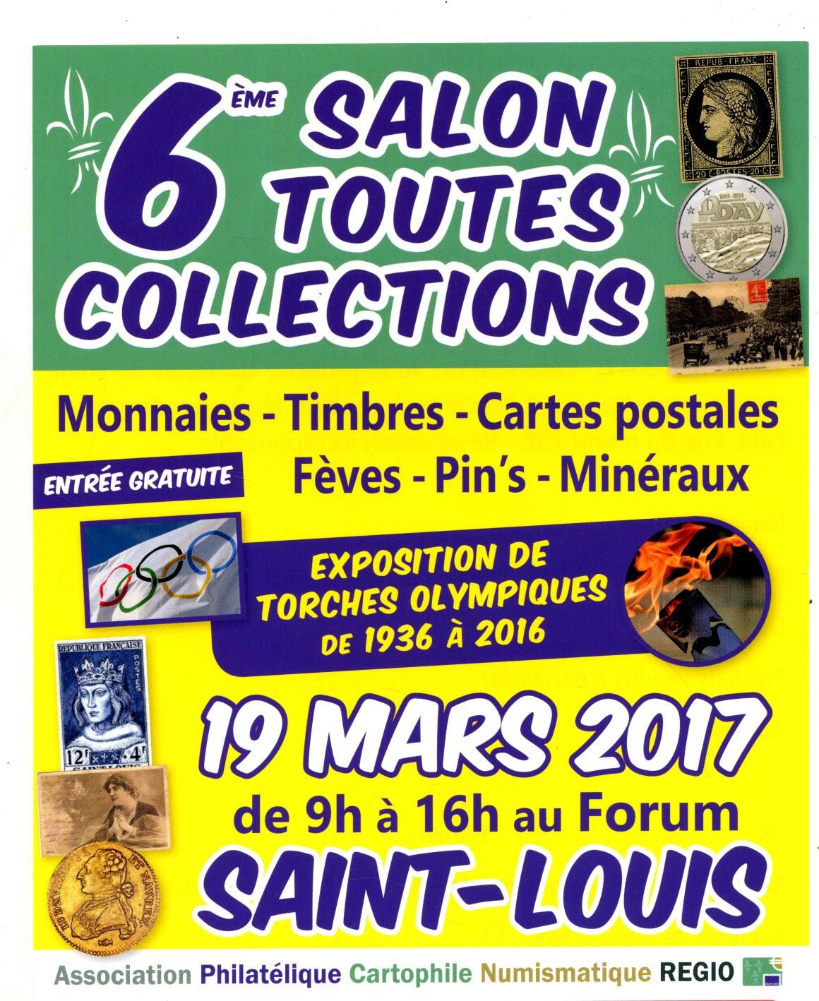 salon toutes collections SAINT-LOUIS
