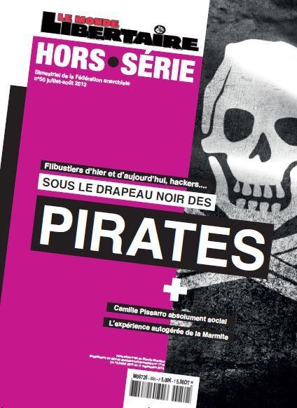 Le Monde libertaire Hors série Eté 2013