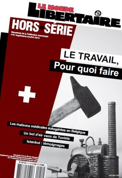 Le Monde Libertaire Hors-série n°51