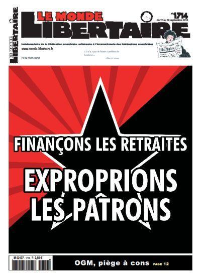 Le Monde Libertaire n° 1714