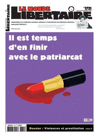 Le Monde Libertaire n° 1721
