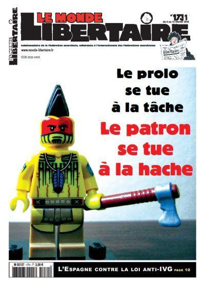 Le Monde Libertaire n° 1731