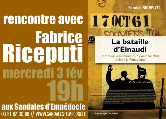 La bataille d'Einaudi