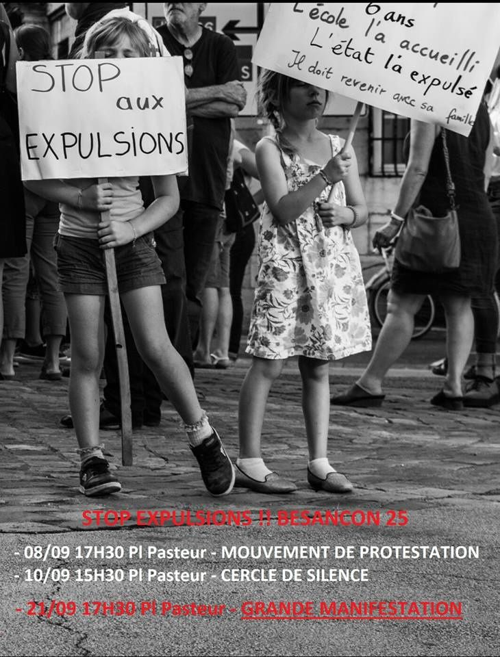 Besançon Solidarité Réfugié