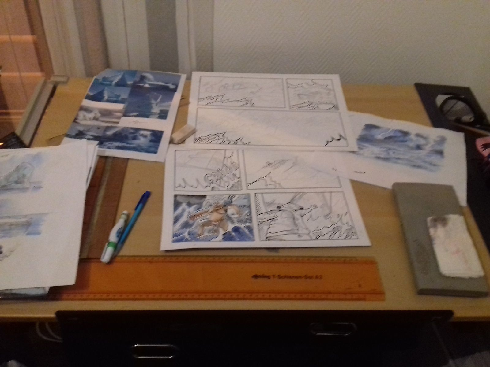 Work in Progress ...