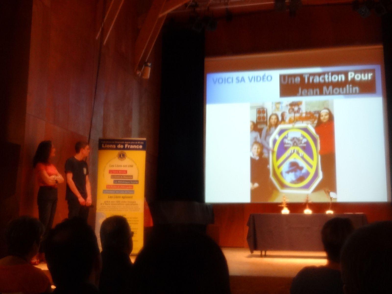 Prix initiative jeunes du Lions Club
