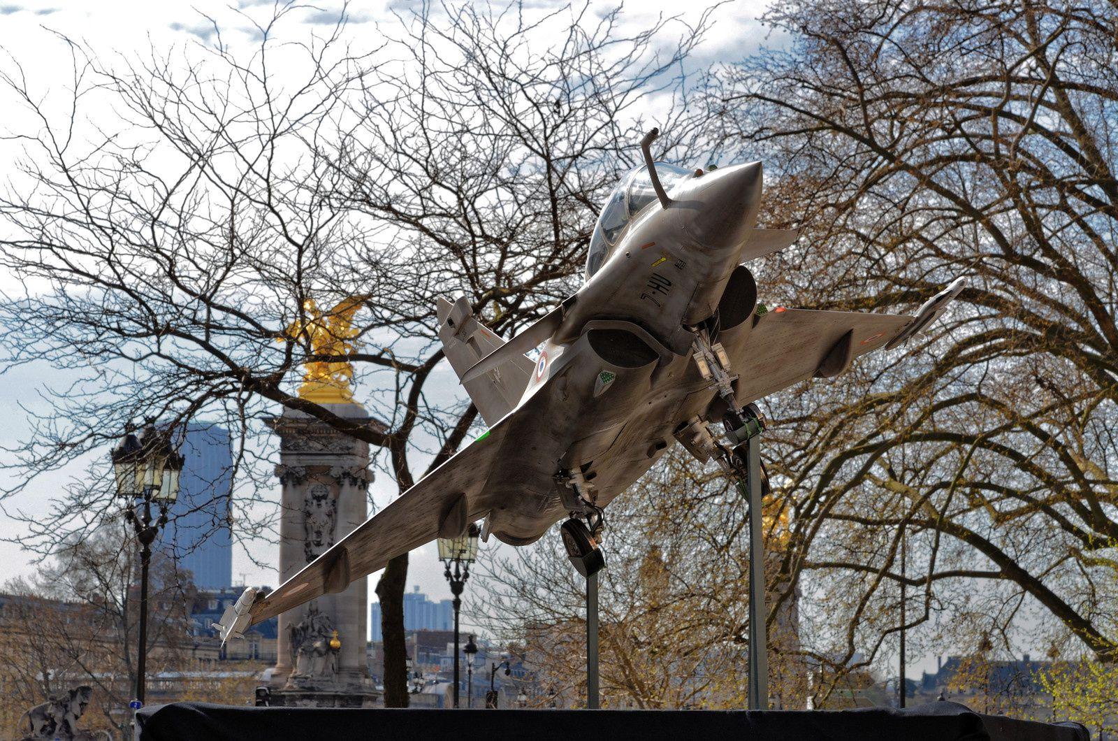 100 ans Dassault Aviation au Grand Palais