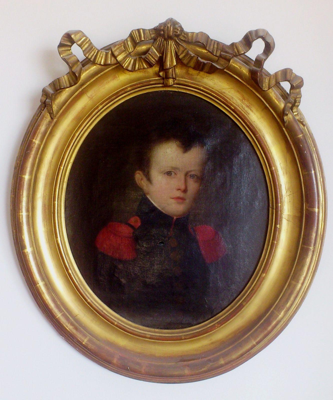 Portrait de Joseph-Léonard-Félix BORDES-PARFONDRY (entre 1828 et 1830)