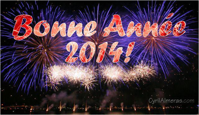 MEILLEURS VOEUX POUR 2014 A TOUS !!!