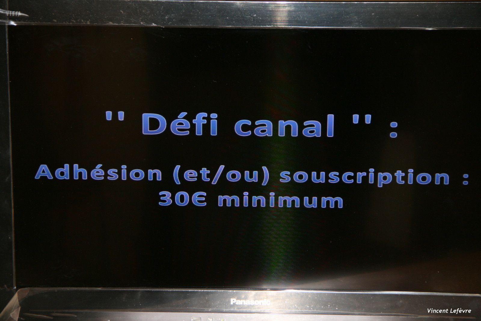 Assemblée générale ordinaire de l'association Défi Canal, compte rendu :