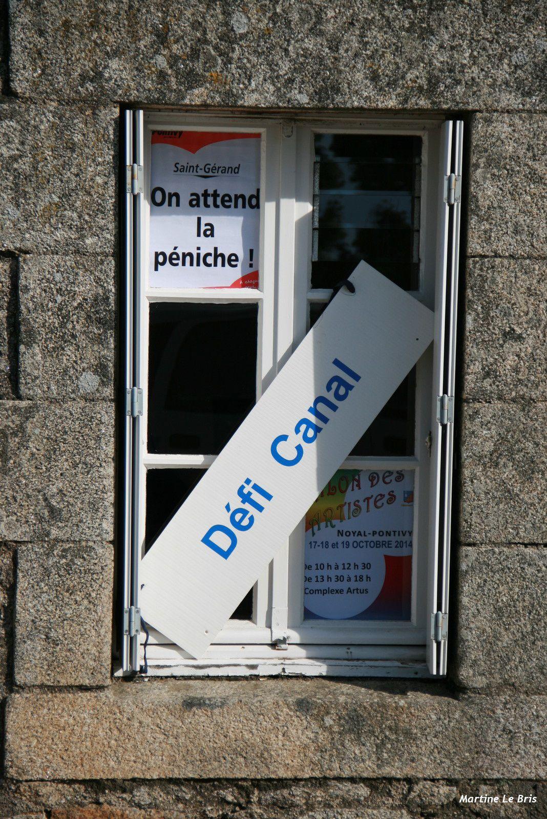 un peu de la vie du Président de l'association Défi Canal...