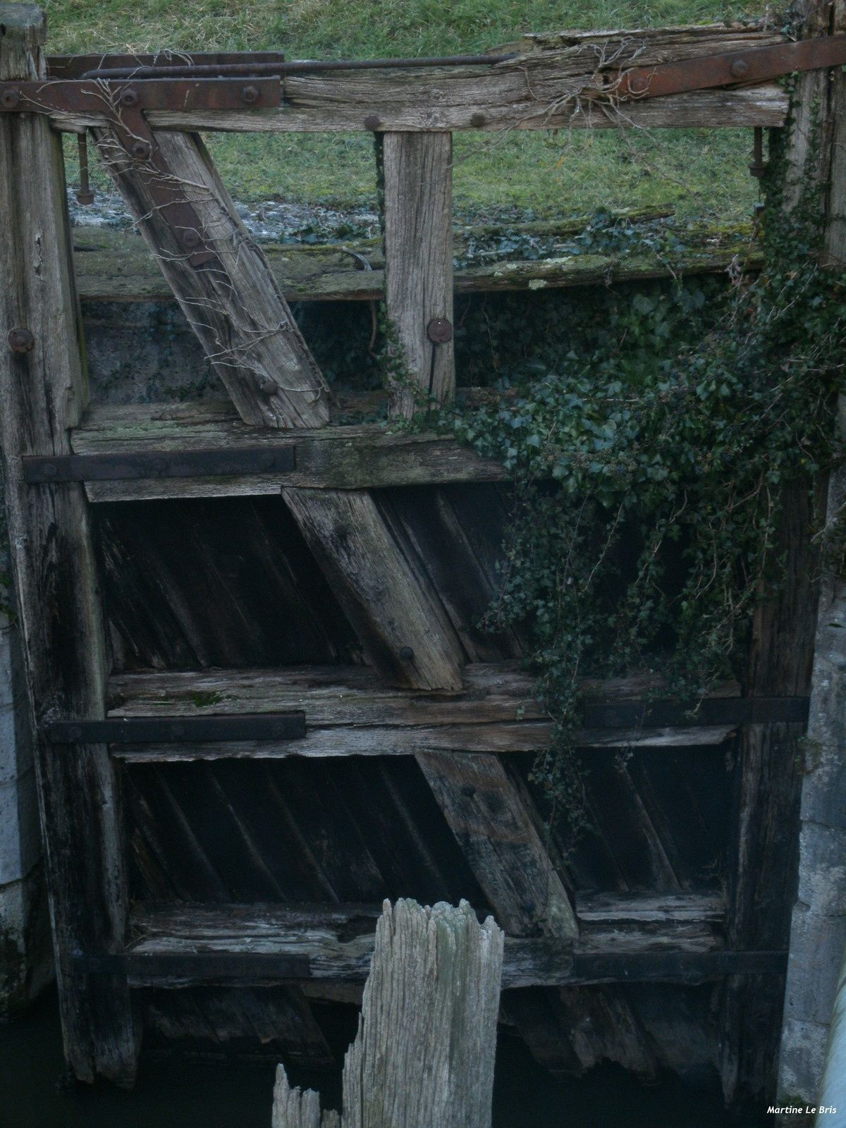 visite mémoire sur le canal d'Orléans...