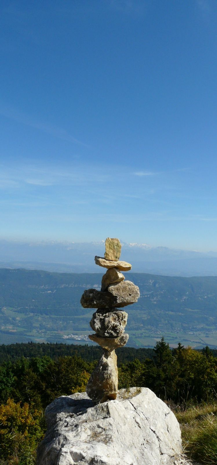 Cairn du grand Colombier - Ain © Levaillant 2013