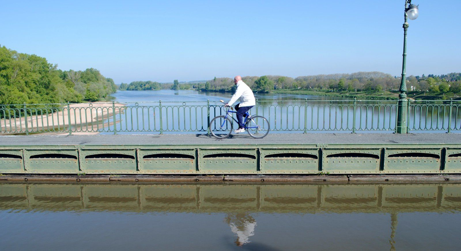 Pont Canal de Briare - la Loire à Briare - vu par Pascal Levaillant