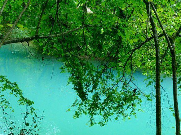 lac bleu 2014