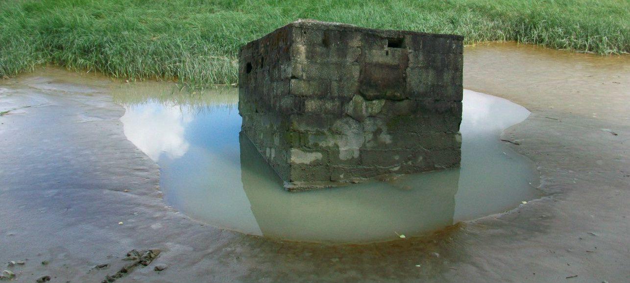 le cube, habitacle non identifiée