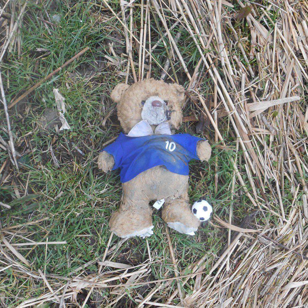 "Echouage d'un ""Teddy bear"""