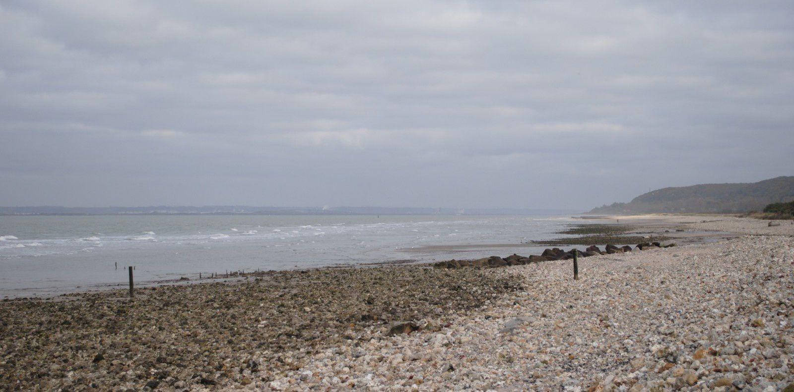 la côte du Calvados