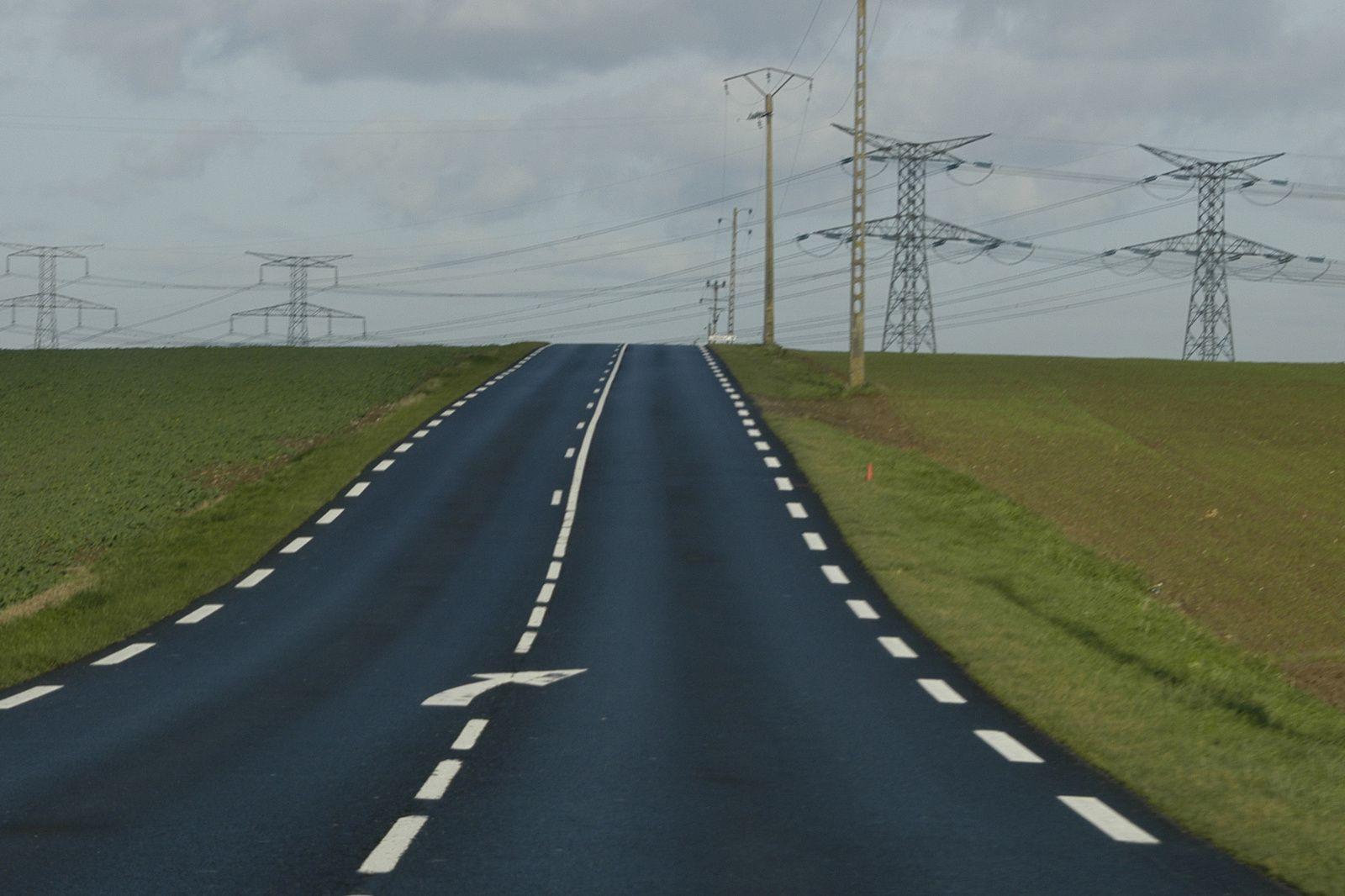 autoroutes éléctriques
