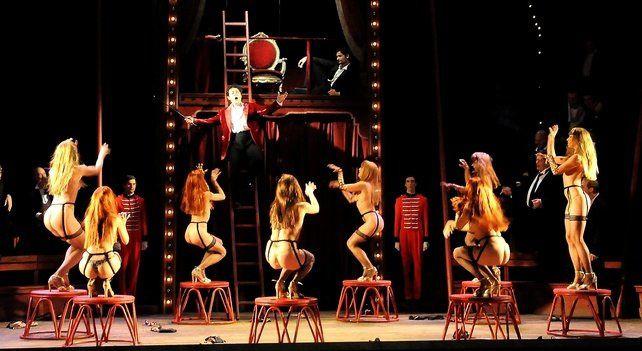 Rigoletto au festival d'art lyrique d'Aix en Provence  en ce mois de juillet 2013