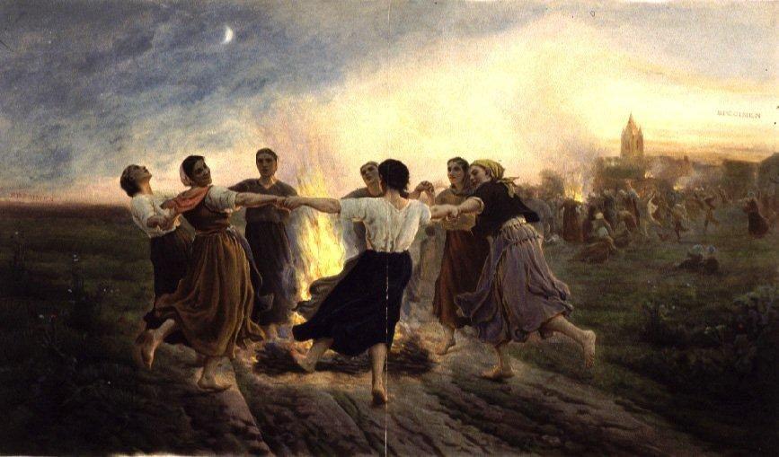 Des feux de la Saint Jean aux incendies de poubelles, ou aux canalités crevées , qui a semé du sel récolte des orties    lte le désordree    te des orties