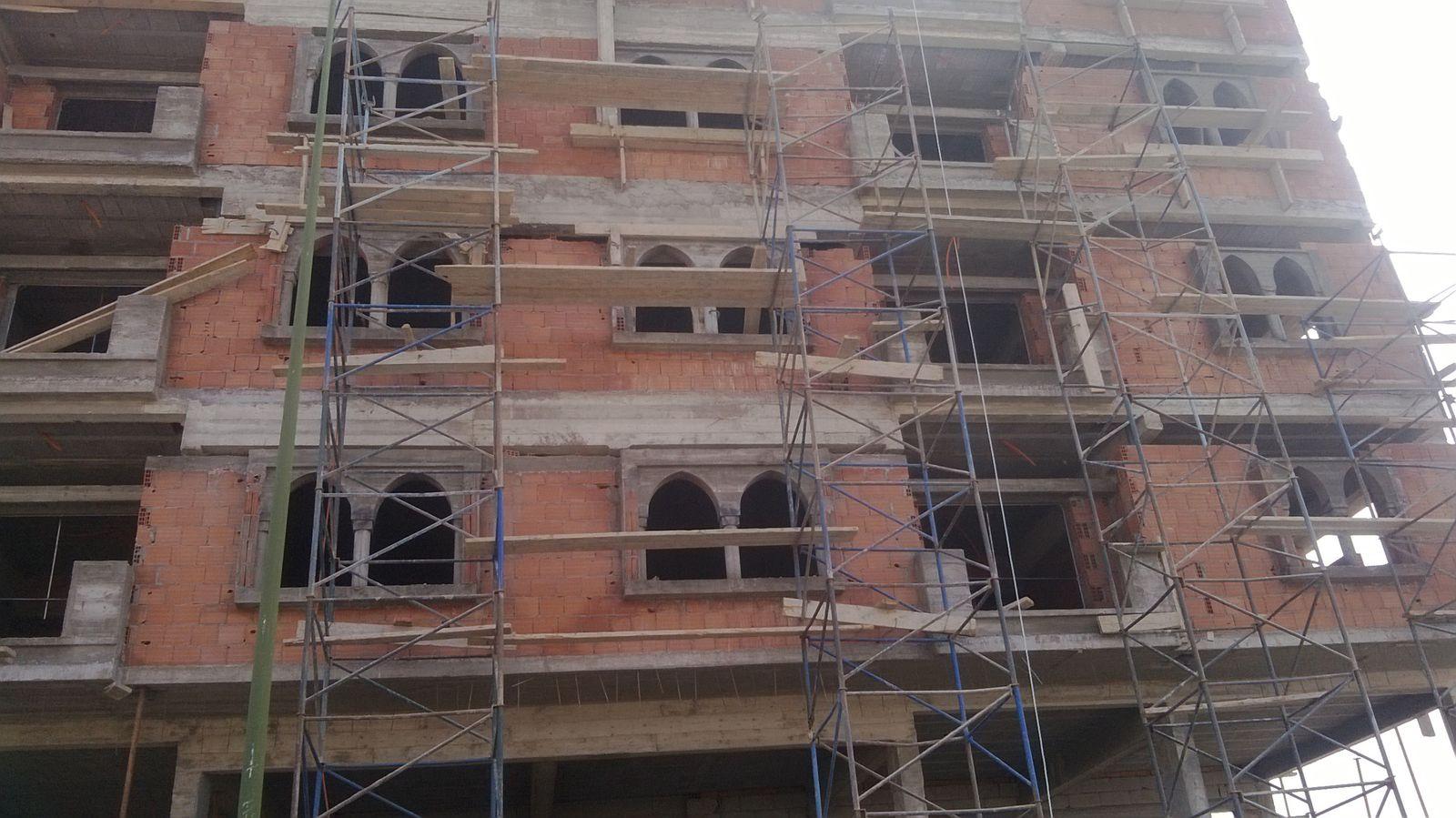 المشروع السكني لتعاونية الوارفة - مراكش