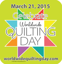 Worldwide Quilting Day Celebration