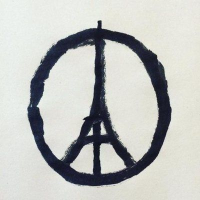 Peace for Paris, dessin de Jean Julllien