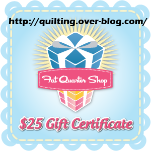 Cadeaux ! / Giveaway #5