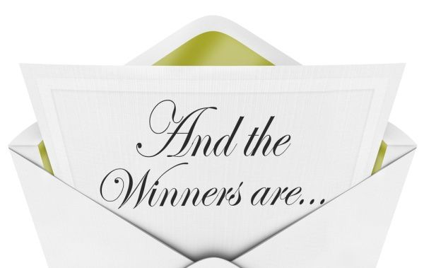 Gagnant ! / Winner!