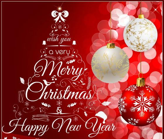 Joyeux Noël et bonne année ! / Merry Christmas and Happy New Year!
