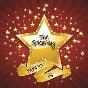 Gagnante et 1 autre concours ! / A winner and a new giveaway!