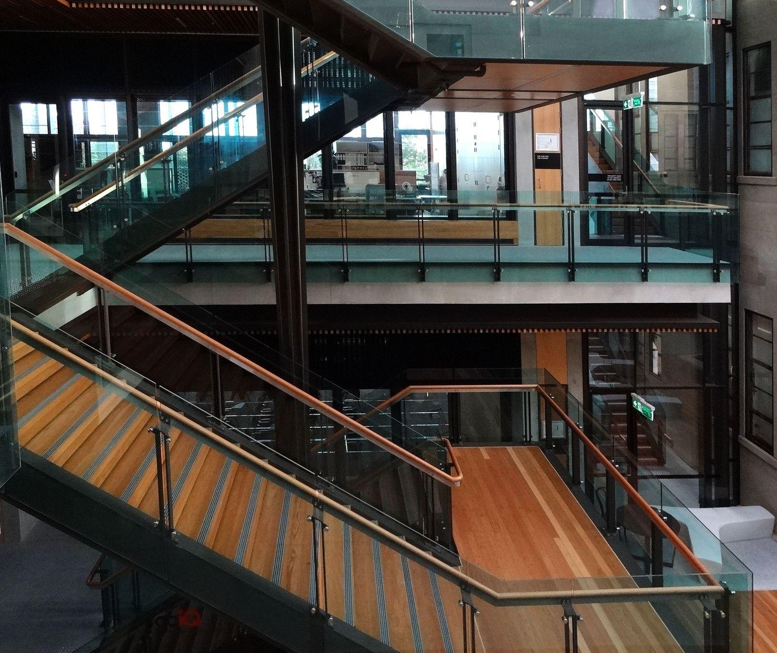 UQ - GCIQ - Architecture d'intérieur
