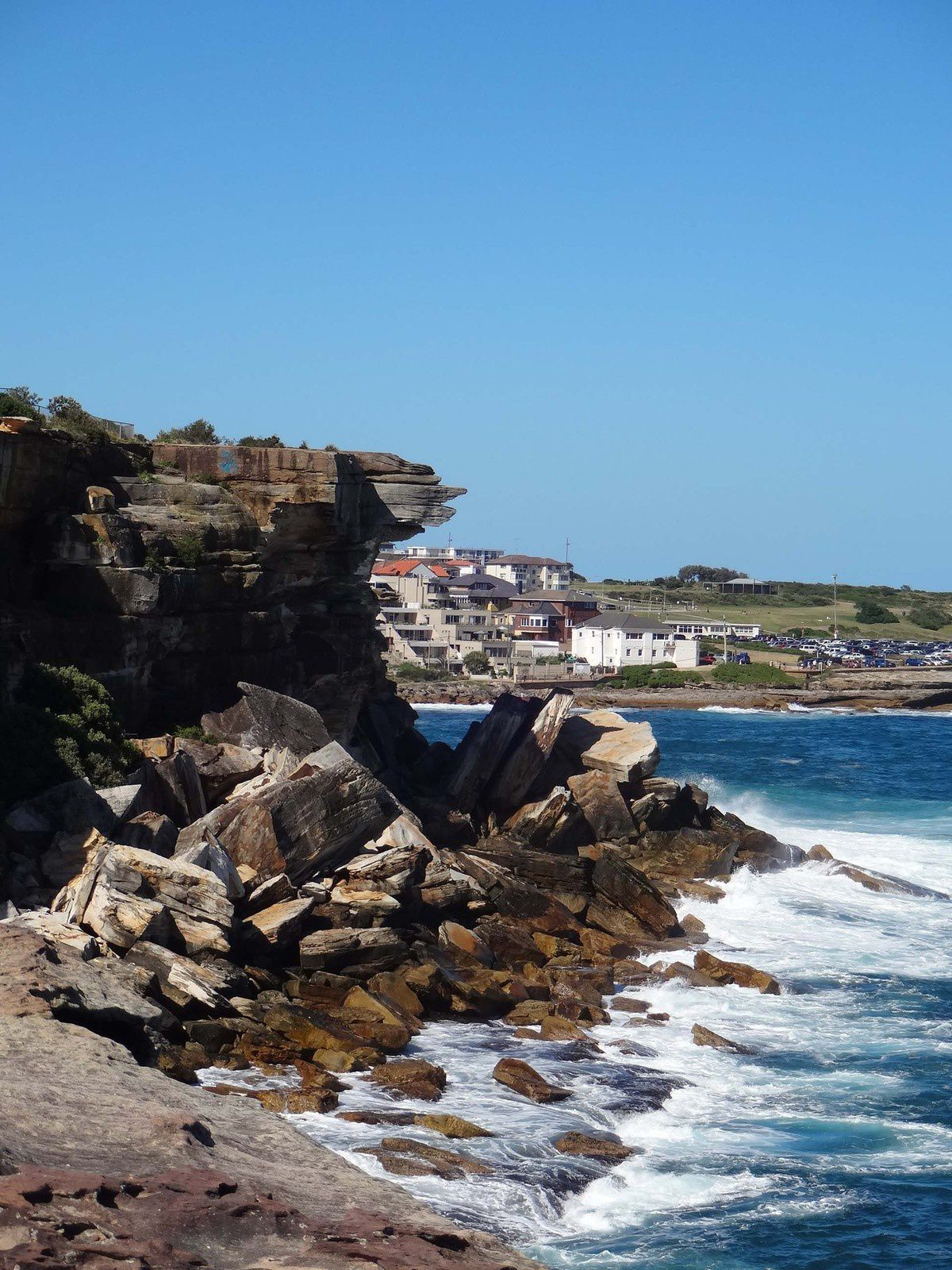 Coogee et en balade vers South Coogee
