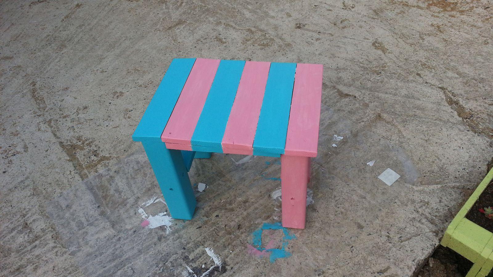 Petite table !!!