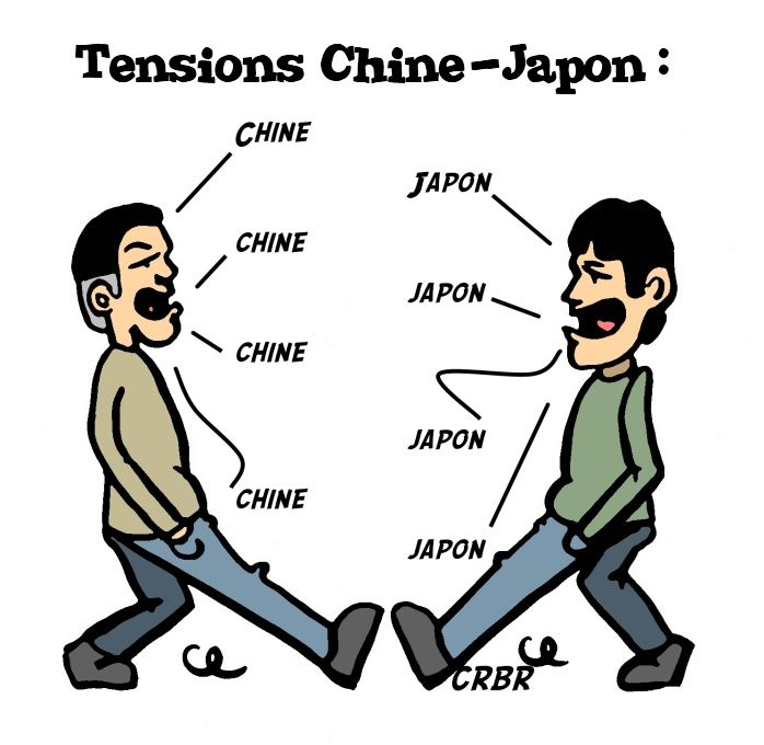 Tensions Chine-Japon:
