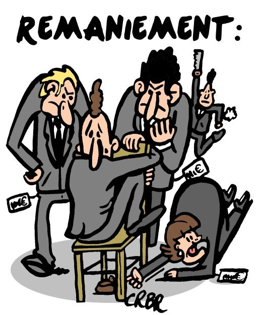 Remaniement :