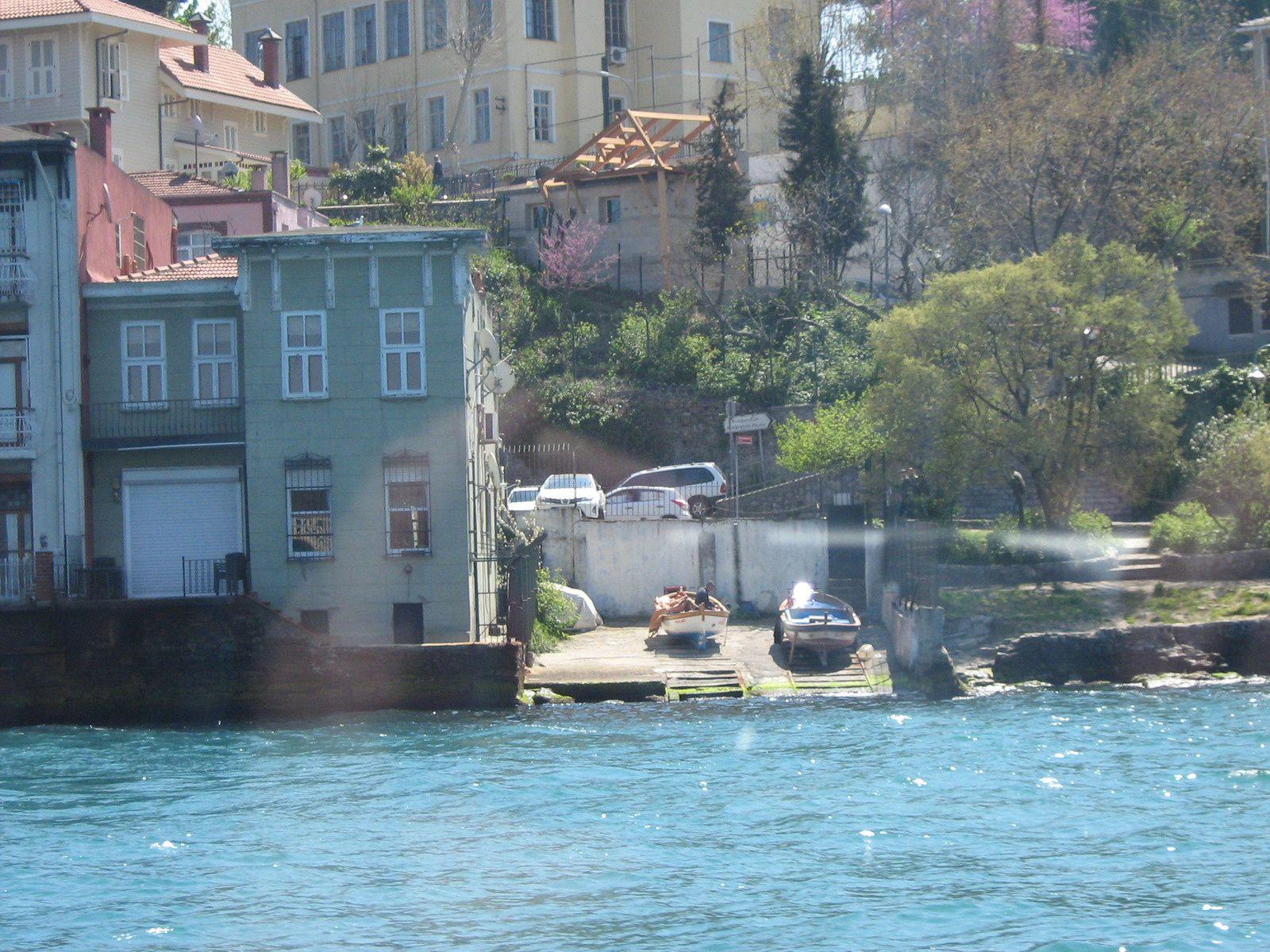Istanbul : deuxième jour (suite)