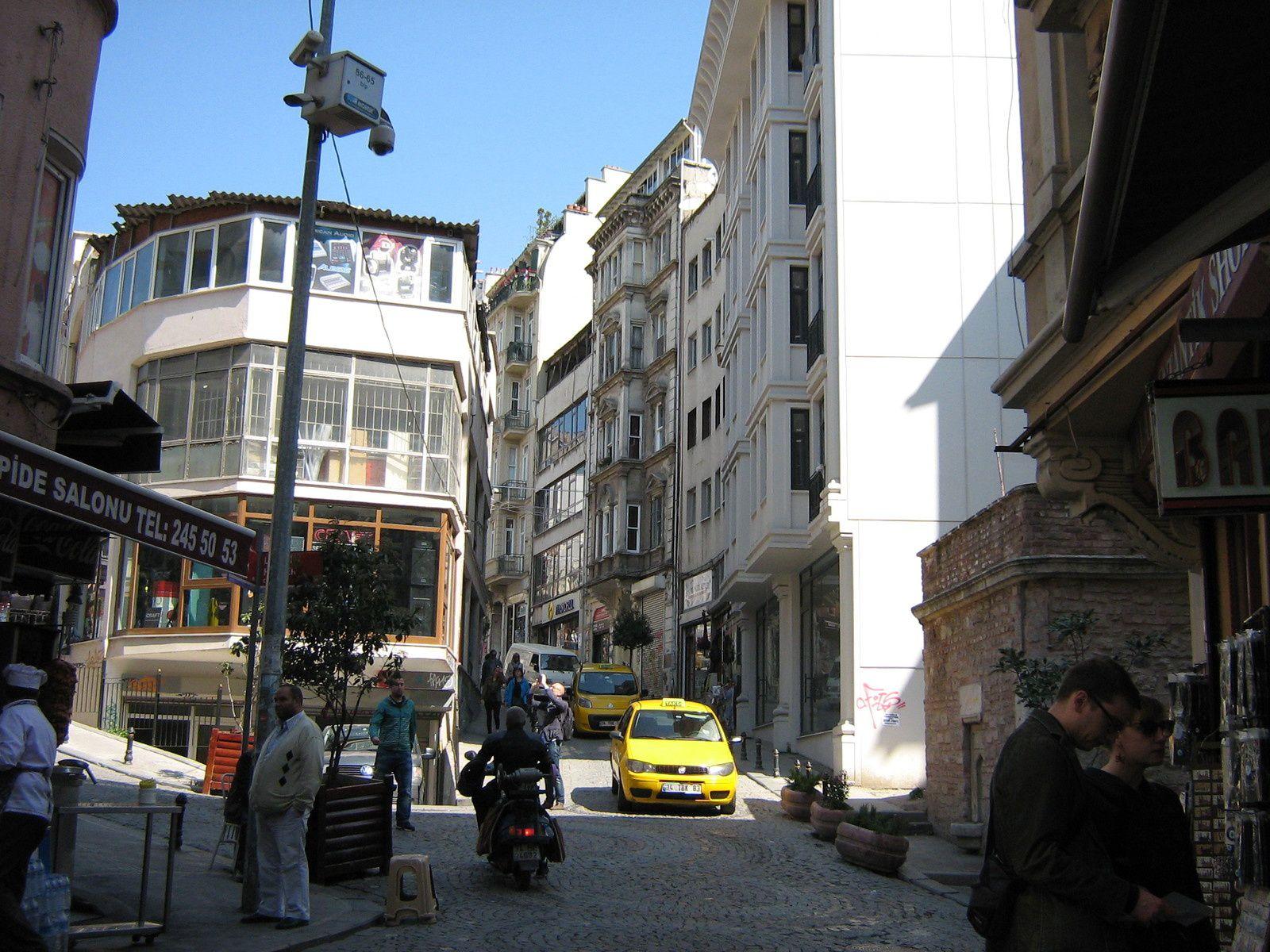 Istanbul : troisième jour