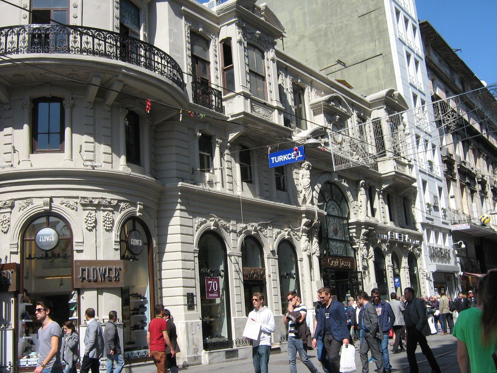 Istanbul 3ème jour (retour en arrière)