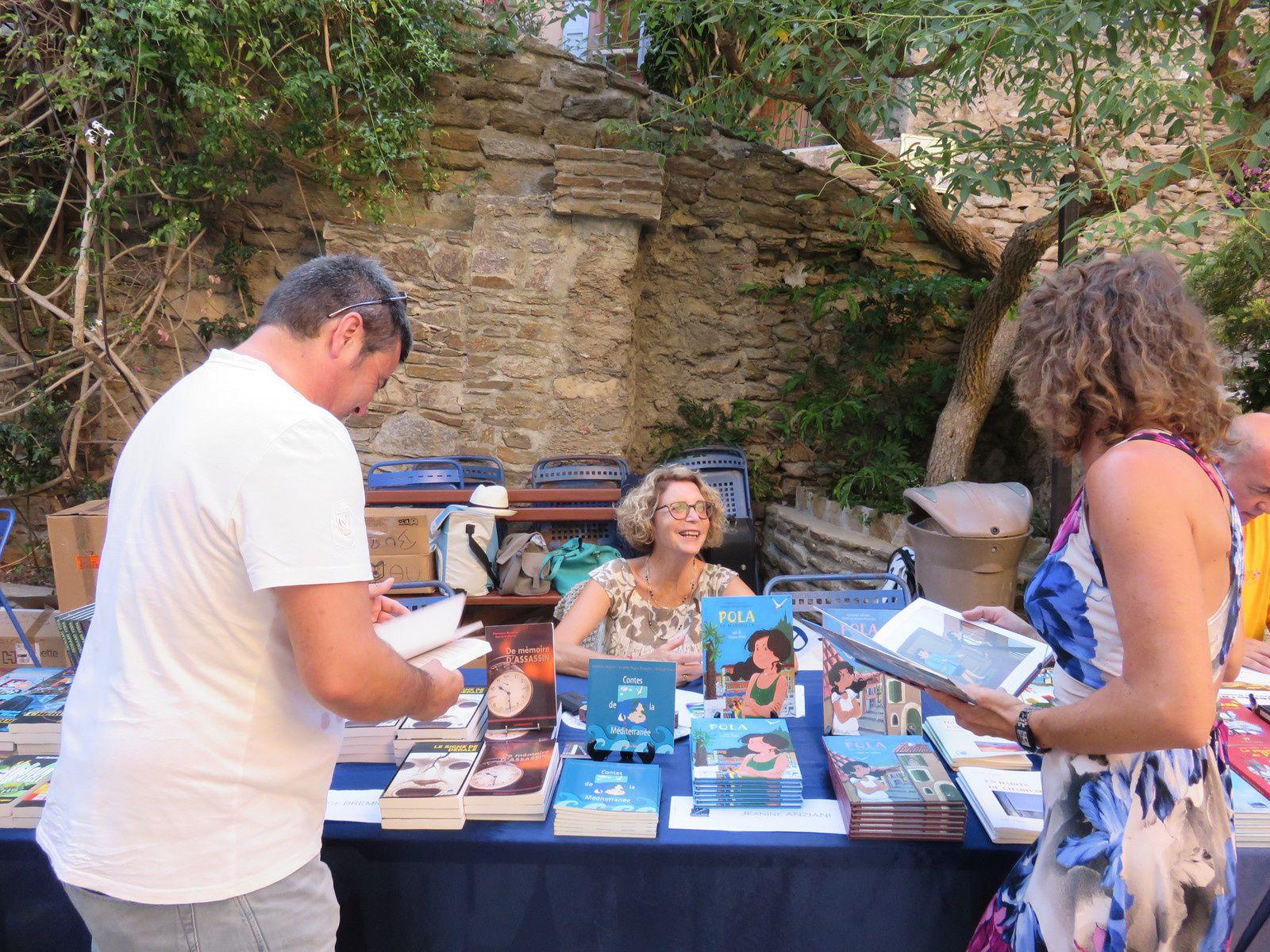 Nocturnes littéraires 2014 Bormes-les-Mimosas