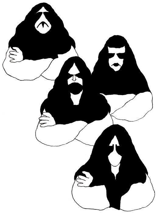 Le black metal contre l'ennui