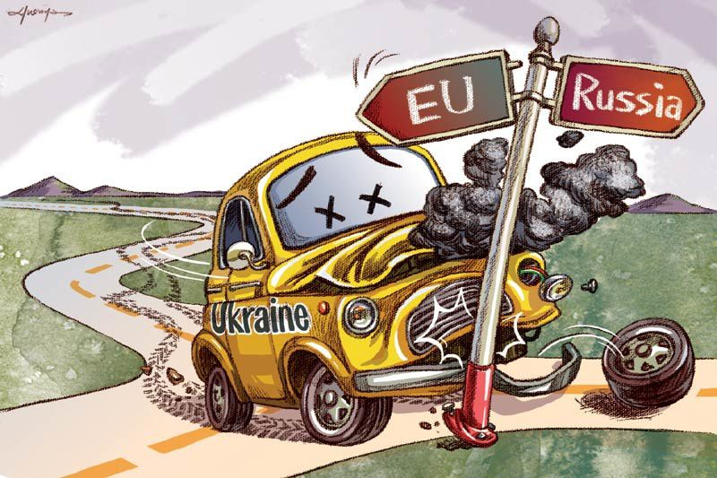 Ukraine : Le Passing-Shot…