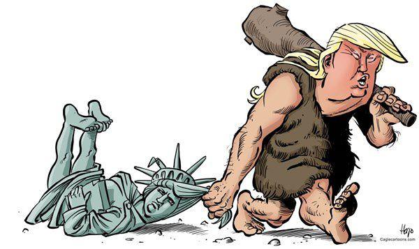 Trump : L'Allégeance au &quot&#x3B; Deep State &quot&#x3B;…