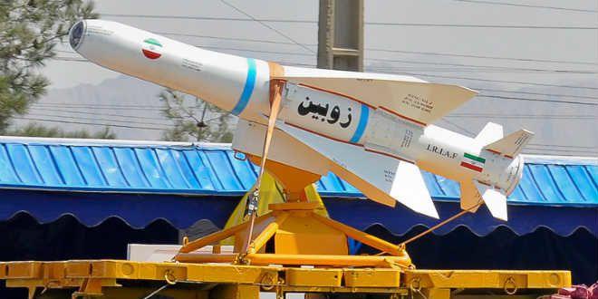 L'Iran dévoile un nouveau Missile violant de nouveau l'accord nucléaire