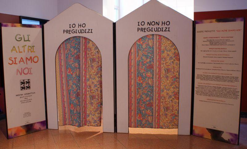 La mostra. La Fondazione Sylla Tati Caap Onlus e partner di questa mostra.
