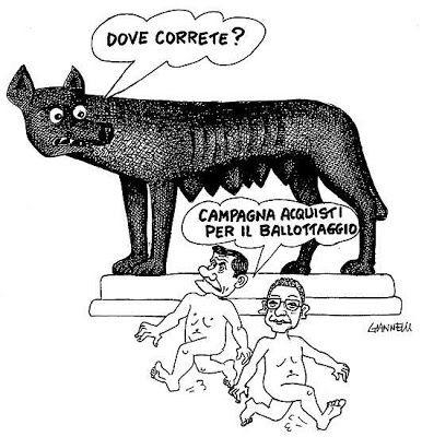 Le vignette di oggi