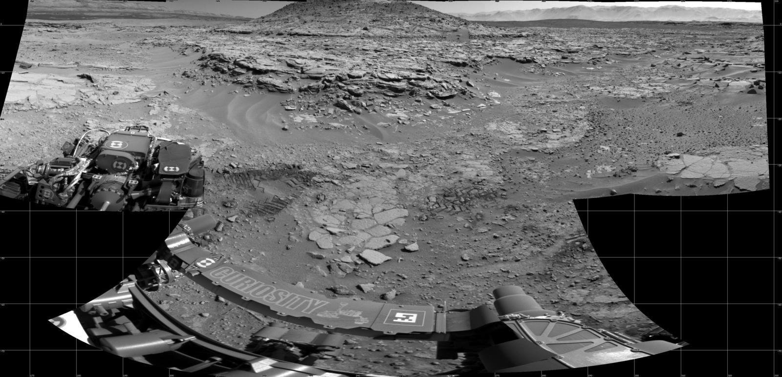 Marte come non l'hai mai visto